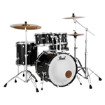 Pearl 5 Piece Decade Maple Shell Pack Black Ice Lacquer