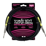 Ernie Ball 10-foot Instrument Cable Black