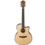 Ibanez AEG8EMH Acoustic Electric Natural Gloss Finish