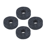GIB CYMBAL FELTS SHORT 4/PK