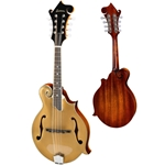 Eastman Mandolin MD415 Gold Gloss Nitro