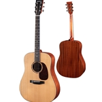 Eastman Acoustic E2D Guitar Natural