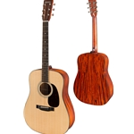 Eastman Acoustic E6D Guitar Natural