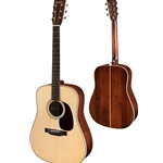 Eastman Acoustic E8D Guitar Natural