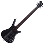 Warwick RB Corvette $$ 5 Blk Oil Updated Wenge Fingerboard