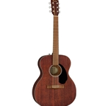 Fender CC-60s Concert Pack V2, All-Mahogany Acoustic Guitar