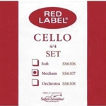 Red Label SS6107  4/4 Cello
