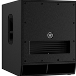 "Yamaha DXS15MKII Powered subwoofer • 1020 watts • 15"" woofer"