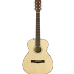 Fender CT-60S Travel, Walnut Fingerboard, Natural Acoustic Guitar