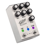Jackson Audio BLOOM Silver Effect Pedal