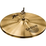 "Sabian Xs20 - 14"" Regular Hats - Brilliant - XS1402B"