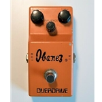 Used Ibanez OBD-850 Overdrive Pedal