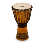 "Toca 8"" Origins Wood Djembe Celtic Knot"