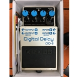 Boss DD-6 Digital Delay Effects Pedal USED