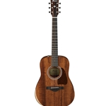 Ibanez AW54JR Junior Acoustic Guitar - Open Pore Natural Mahogany