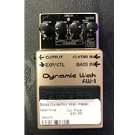 Boss Dynamic Wah Pedal Preowned