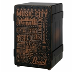 Pearl Cajon Music Town USA graphic finish
