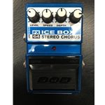 DOD Ice Box Stereo Chorus Pedal Preowned