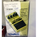 Digitech XTD Tone Driver Overdrive Preowned