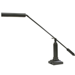 "House of Troy P10-191-81 Mahog. Bronze 26"" Boom Lamp"