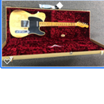 Fender LTD 70TH ANNIE BROADCASTER RELIC # MB
