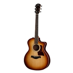 Taylor 214ce layered Hawaiian koa Grand Auditorium Shaded Edgeburst top, back, & sides Acoustic Electric Guitar