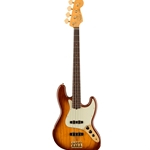 Fender 75th Anniversary Commemorative Jazz Bass®, Rosewood Fingerboard, 2-Color Bourbon Burst Electric Bass