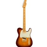 Fender 75th Anniversary Commemorative Telecaster®, Maple Fingerboard, 2-Color Bourbon Burst Electric Guitar