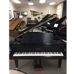 "Baldwin 1979' Model-M Satin Ebony 5'2"" Vintage Grand Piano"