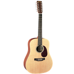 Martin X Series D12X1AE Acoustic-Electric Guitar  (Natural)