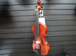 Becker 175A-Romanian 4/4 violin outfit