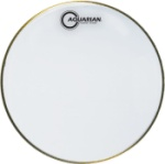 "Aquarian 14"" Classic Clear Snare Bottom Drumhead (14 inch)"