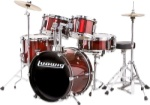 Ludwig Junior Drum Set (Wine Red)