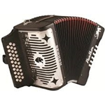 Hohner Panther Accordian (G/C/F)