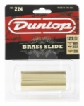 Dunlop 224 Heavy Wall Brass Slide (Medium)
