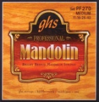GHS Mandolin Strings (Medium/Bright Bronze)