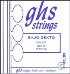 GHS Bajo Sexto 10-String Set
