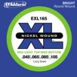 D'Addario Soft/Reg .045-.105 Bass Guitar Strings