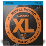 D'Addario REG .050-.105 Bass Guitar Strings