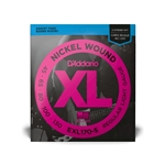 D'Addario Soft .045-.130 5-String Bass Guitar