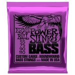 Ernie Ball 55-110 power slinky bass strings