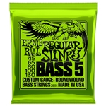 Ernie Ball 45-130 5-String Bass Guitar Strings