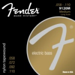 Fender Nylon Tapewound Bass Strings