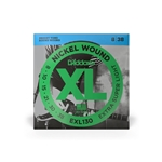 D'Addario X-Super Lt 8-38 Electric Guitar Strings