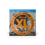D'Addario Lt Top/Hvy Bot 10-52 Electric Gtr String