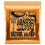 Ernie Ball 9-46 hybrid slinky electric strings