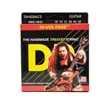 DR Dime Bag Electric Guitar Strings 10-52