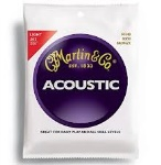 Martin Light Acoustic Guitar Strings