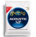 Martin 41MSP3100 Light .012-.054 Acoustic Strings