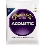 Martin Bluegrass Acoustic Strings (Light-Medium)